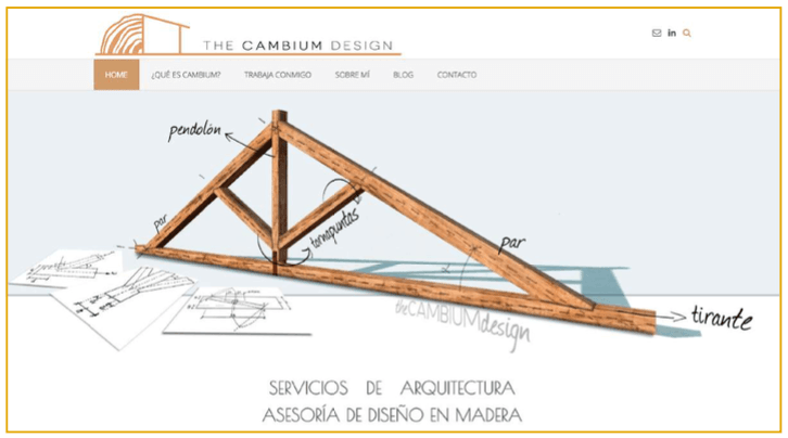 The Cambium Design