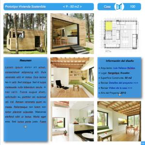100 Diseños de Casas