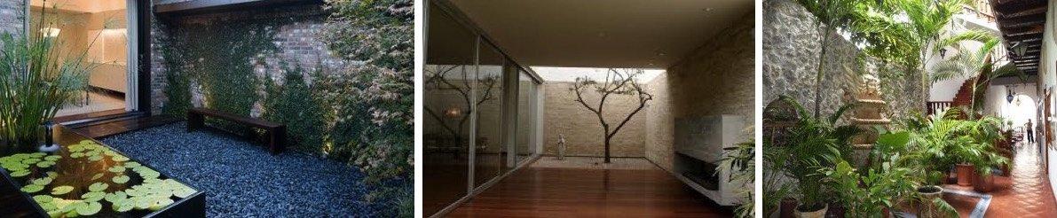 5 Grandes ventajas de una Casa con Patio Interior que harán tu casa ...