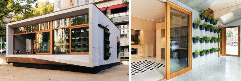 Ventajas desventajas y 10 buenos dise os de casas - Casas modulares de diseno moderno ...