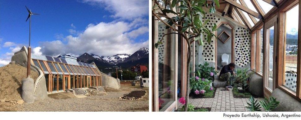Construir una Casa Ecologica.