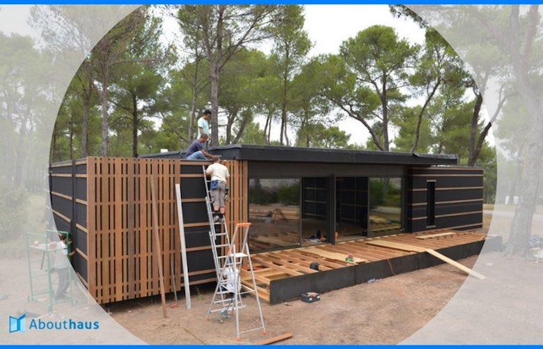 Construir una casa en 5 dias
