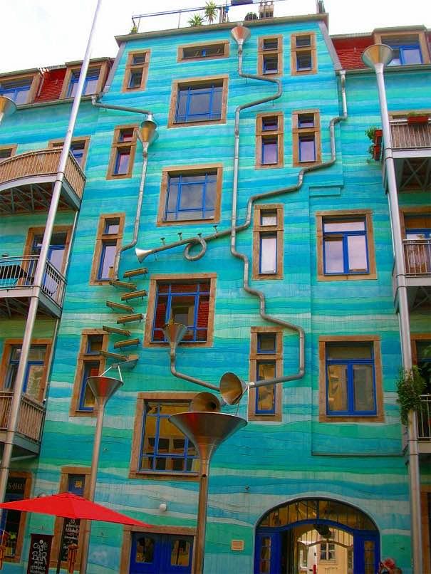 Ideas para una casa diferente