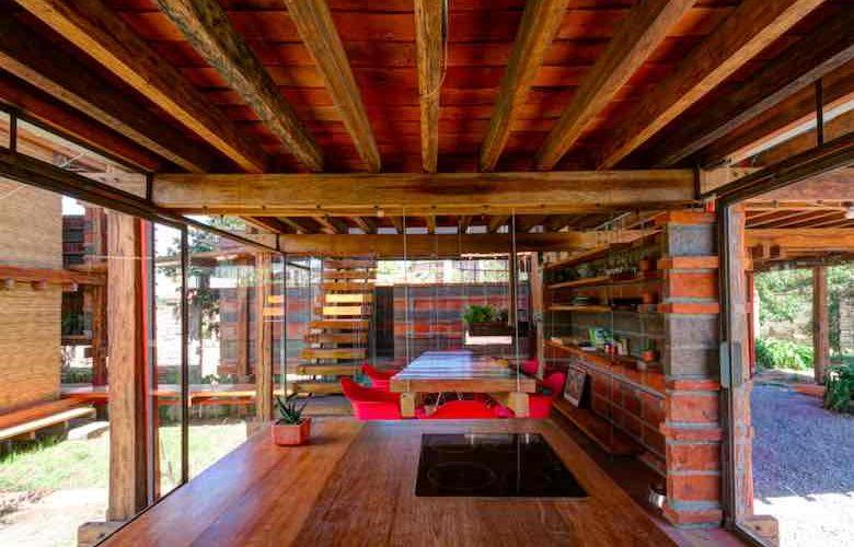 Casa Carrizal Daniel Moreno Flores