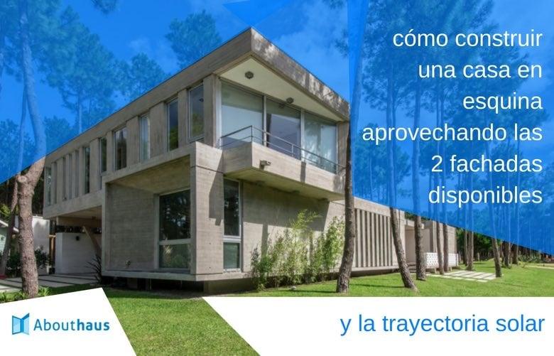 Construir una casa en Esquina