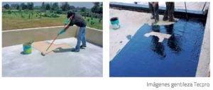 impermeabilizantes techo verde