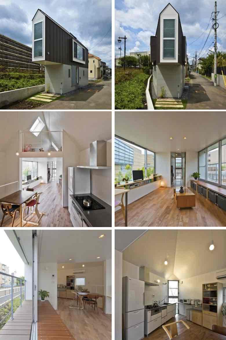 10 incre bles planos de casas de dos pisos que te van a for Modelo de casa x dentro