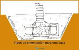TIPOS DE CIMENTACION