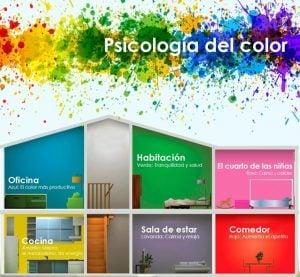sicologia del color