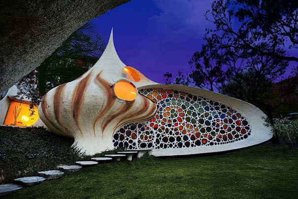 casa Nautilus en México