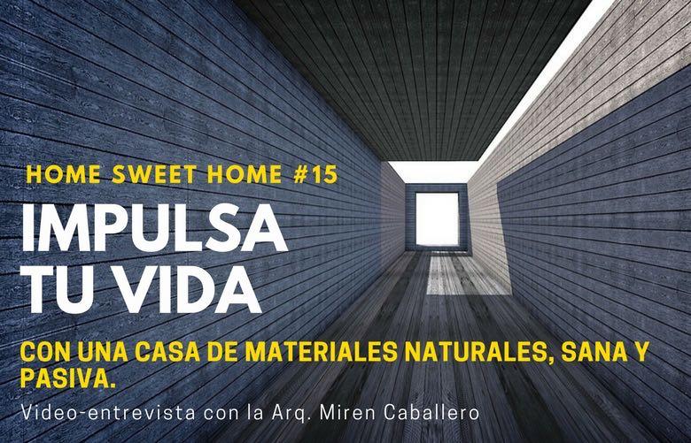 Casas de materiales naturales