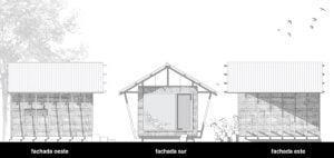 Planos casa ecologica