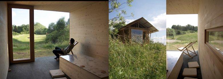 pequena casa ecologica