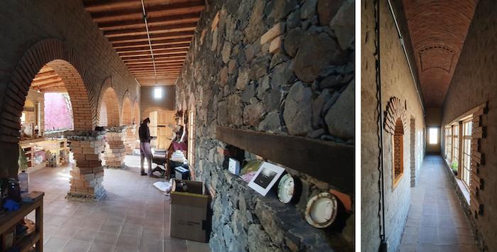 Pasillo Casa Huichapan