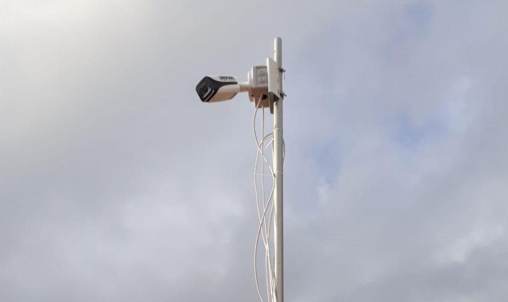 seguimiento de obras con cámara fija
