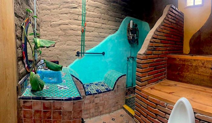 Baño Seco-Autosuficiencia energética