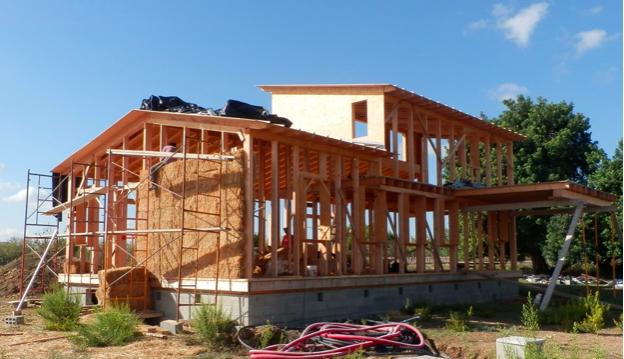 Casa seguro construir vivienda